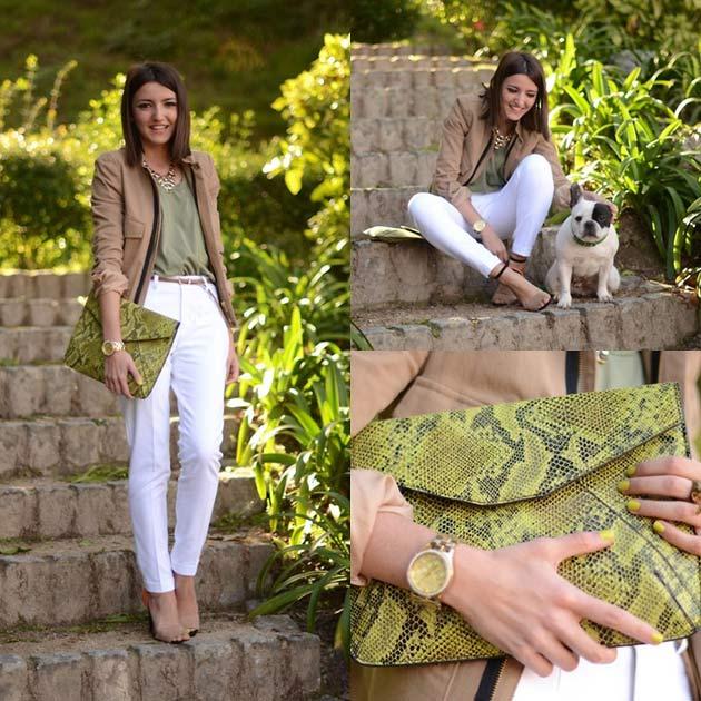 calça branca! look com calça branca como usar calça branca