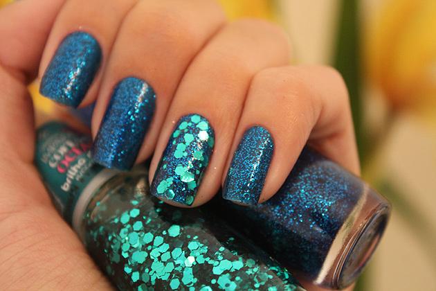 sereia4 Azul Cristalino e Brilho da Sereia