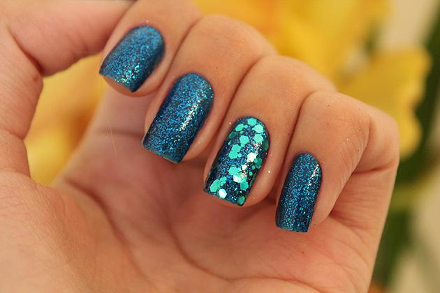 sereia5 Azul Cristalino e Brilho da Sereia