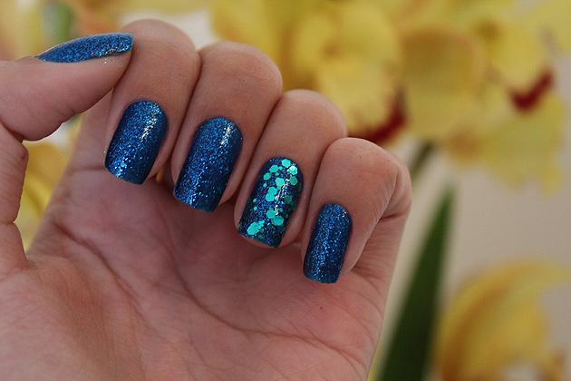 sereia7 Azul Cristalino e Brilho da Sereia