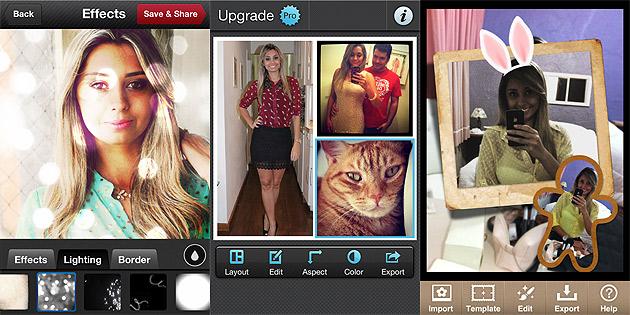 Aplicativos de fotos para Iphone aplicativos para instagram