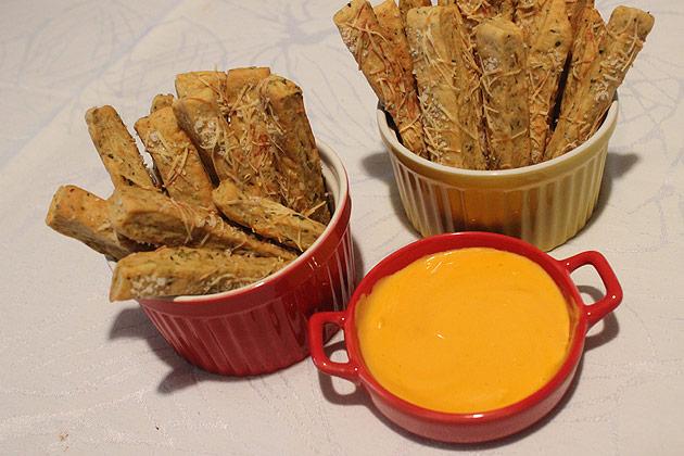 palito1 Breadsticks (Palitos de Pão)