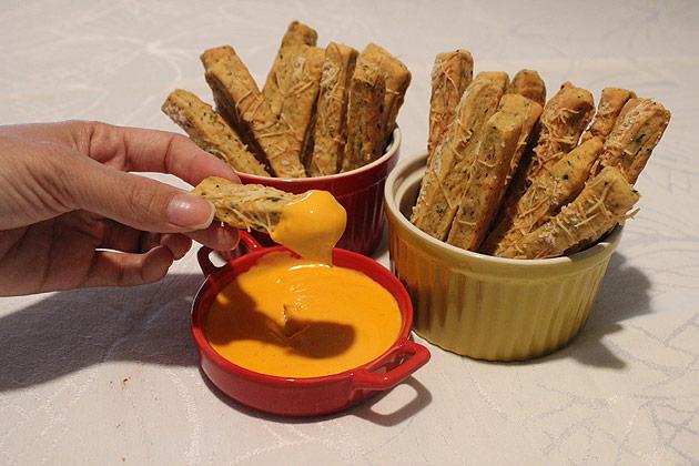 palito2 Breadsticks (Palitos de Pão)