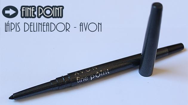 finepont1 Fine Point   Lápis Delineador Avon