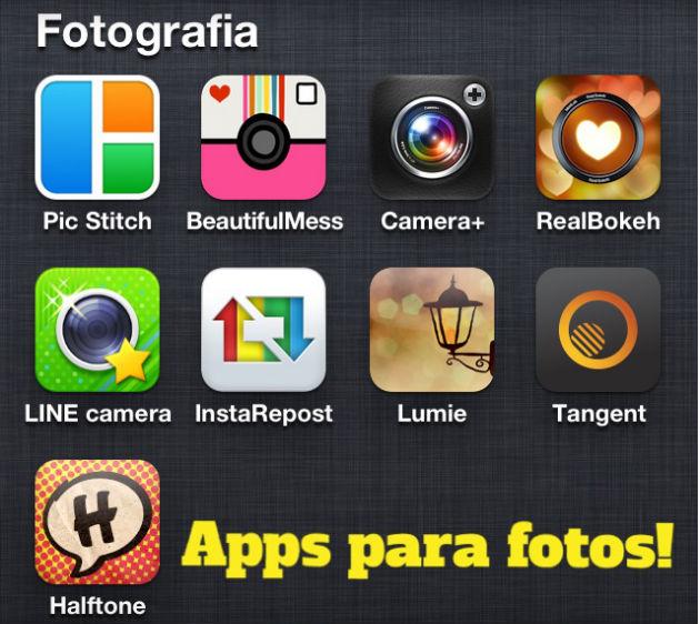 aplicativos de fotos para o instagram