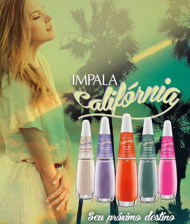 impalacalifornia1 Califórnia: coleção alto verão da Impala