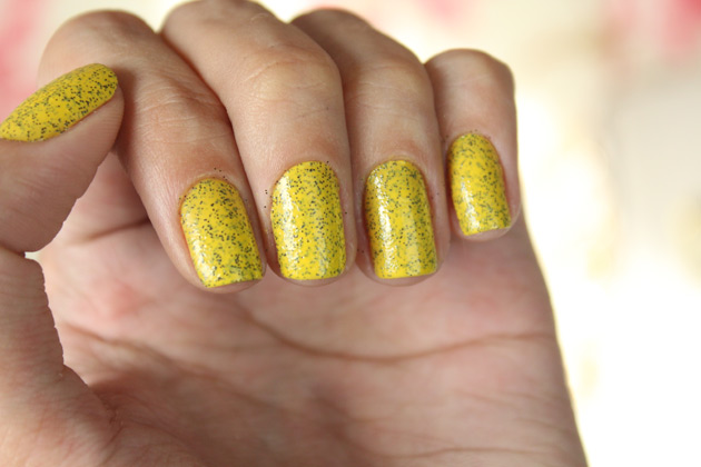 Pitadinha - Colorama esmalte esmalte amarelo esmalte brilhante