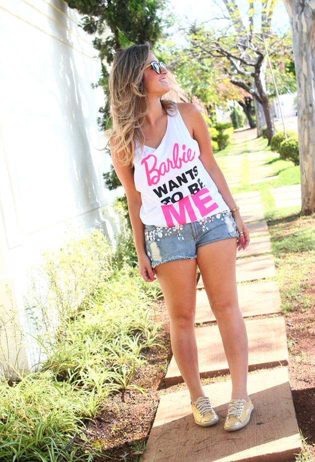 barbie4 Tendência: Barbie Girl