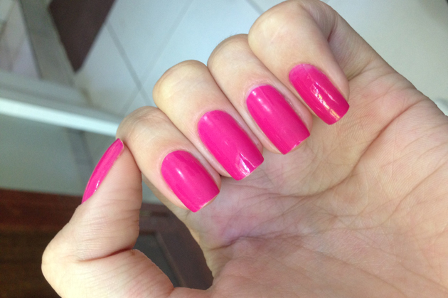 Esmalte - Ai, amiga  Colorama esmalte rosa pink