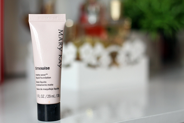 Base Timewise Matte Mary Kay resenha completa