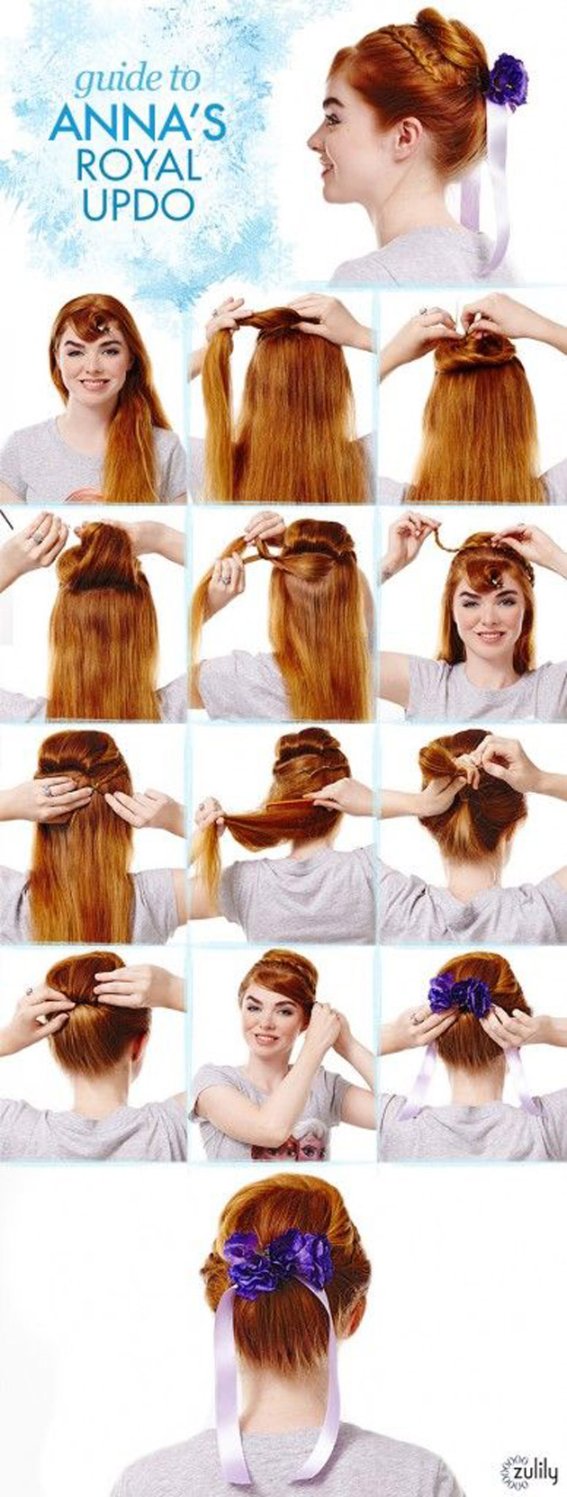 10 truques para um cabelo bonito