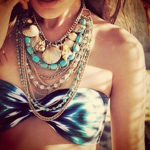 estilo boho beach