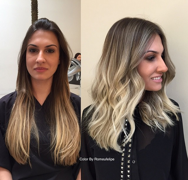 Cortar o cabelo - Será