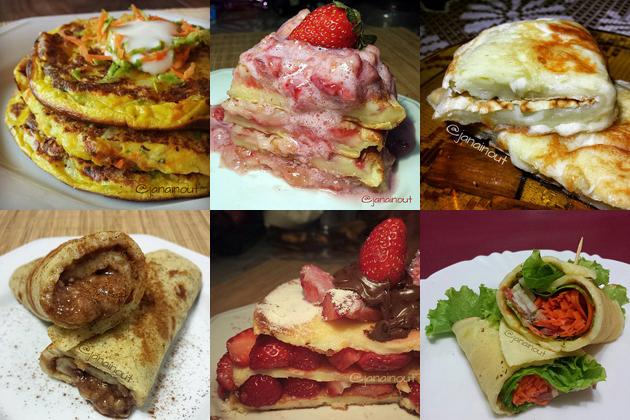 As mil e uma formas de comer a crepioca crepioca, pão de queijo fit, receita fit, pão de queijo de frigideira, pão de queijo fake, dieta, vida saudável, glutem free, sem glúten, receita, emagrecimento
