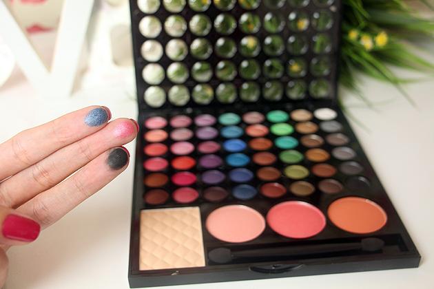 Kits de Make Up Vult Studio 1 e Studio 3D paletta de maquiagem vult paletta de sombras vult