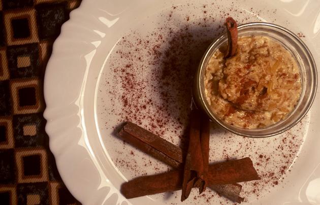 receita de arroz doce integral / receita para festa junina