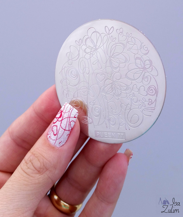 Unha para o Dia dos Namorados unha decorada linda para usar no dia dos namorados, veja como fazer