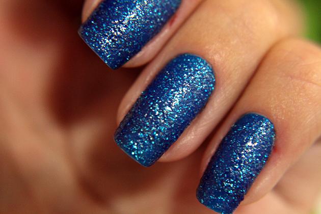 esmalte imperio anita um azul com glitter maravilhoso