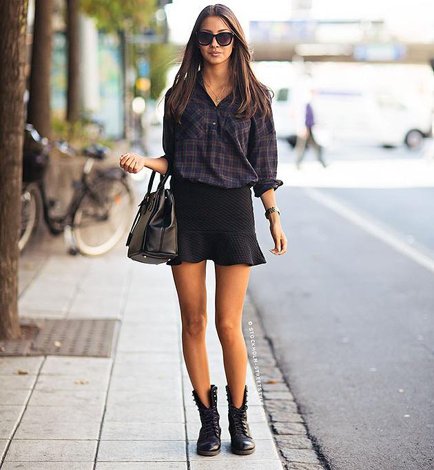 Looks para usar na festa junina, look para festa junina com saia, calça, vestido e xadrez