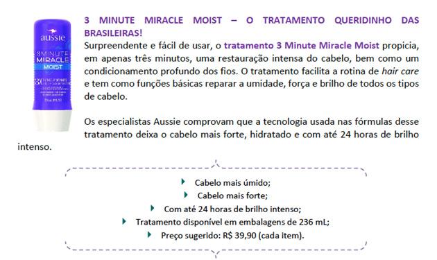 produtos aussie no brasil, preços e onde encontrar os produtos
