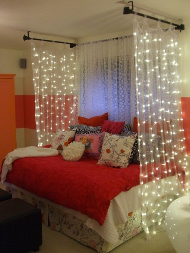 IDEIAS PARA CABECEIRA DA CAMA dicas para decorar o quarto, como usar papel de parede e cabeceiiras