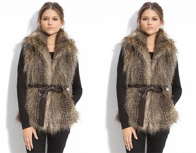 como usar colete de pelo fake no inverno, dicas de looks