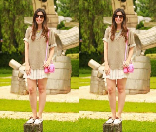 Look moda tendencia como usar dicas de moda