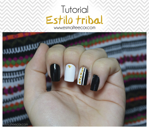 tutorial-unhas-tribal