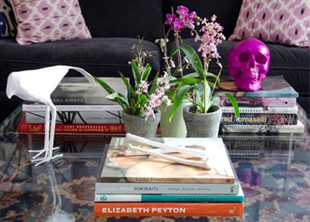 Decoração: Mesa de centro - tudo o que você precisa saber para usar a mesa de centro, inspirações, informação e muito mais. Sua casa mais bonita.
