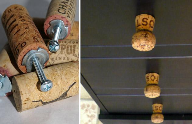 Como reaproveitar as rolhas decoração de interiores decor decorar a sala decorar com quadros
