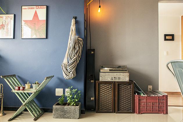 Rede em casa decoração