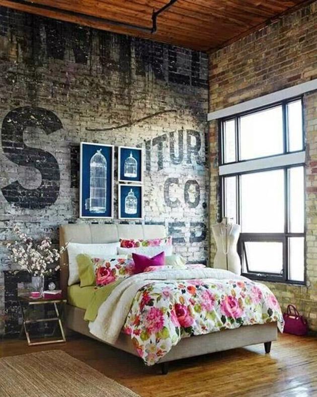 decoração estilo industrial