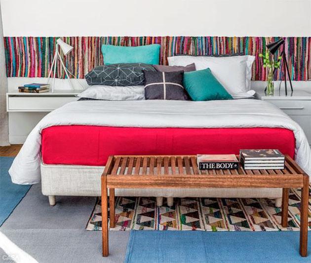 como usar tapete na decoração