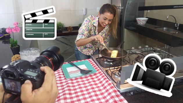 vlog: um dia de blogueira os bastidores