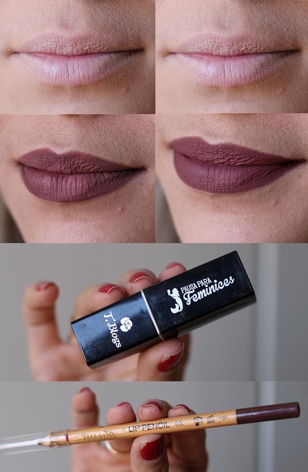 como fazer o batom durar mais tempo nos labios?
