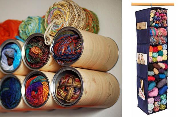 como organizar o atelie de costura
