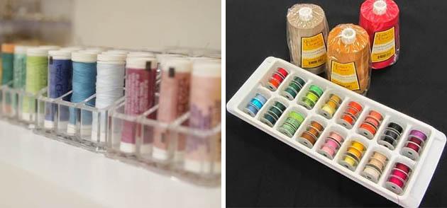FOTO-como organizar o atelie de costura