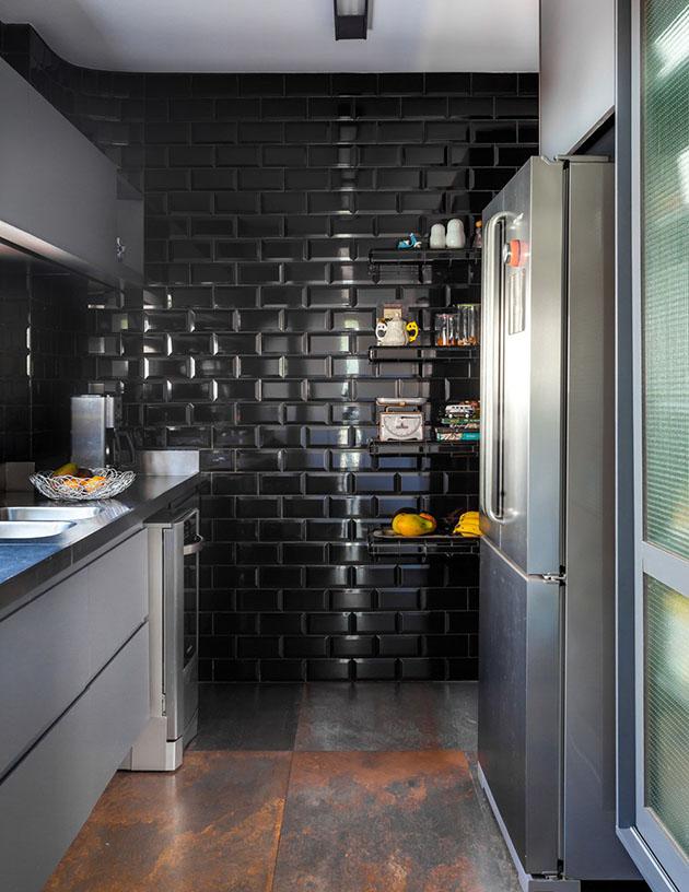 Tendência Subway tiles azulejos de metrô decoração decor decorar a casa decoraçao de interiores