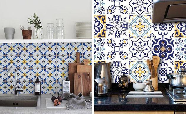 Ladrilhos hidráulicos e azulejos portugueses