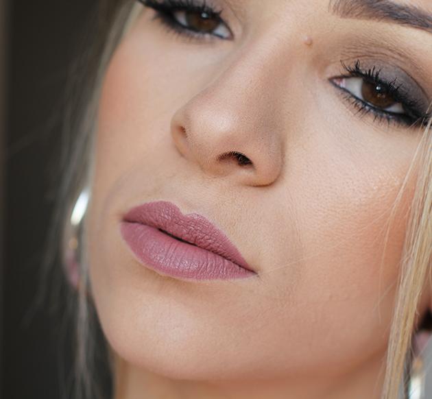 tutorial maquiagem marrom e preto