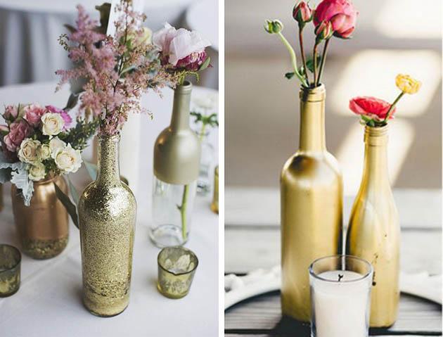 Tendências de decoração nas festas de casamento