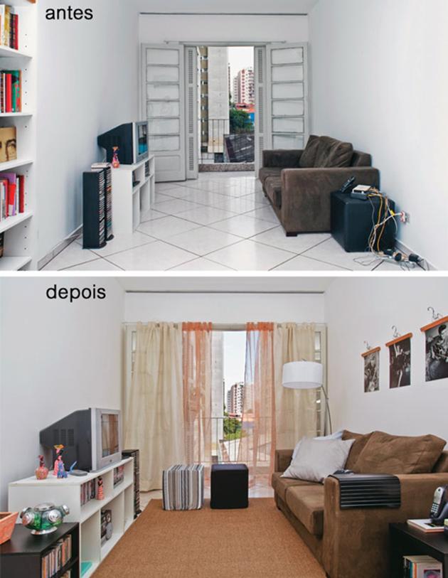 Como decorar imóvel alugado