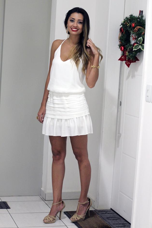 Sugestão de vestidos pra o ano novo