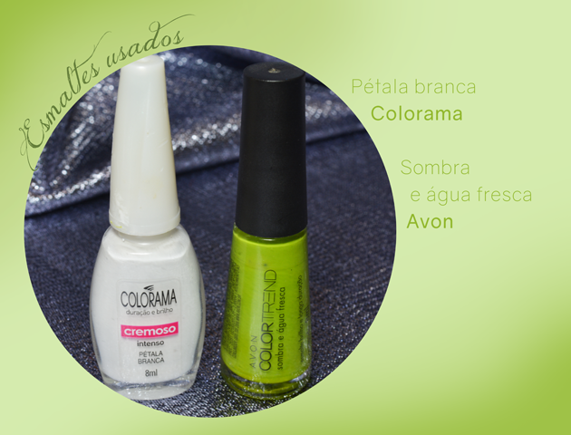 tutorial nail art verde