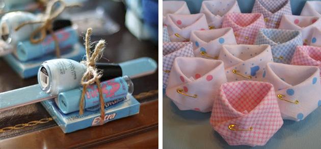 Inspirações para chá de bebê - Faça você mesmo
