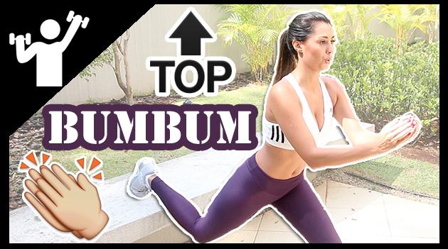 Treino para pernas e glúteos - 4 exercícios poderosos