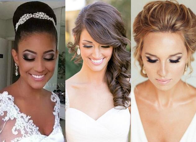 Top Maquiagem para noiva - Makeup casamento - Eu Capricho SA63