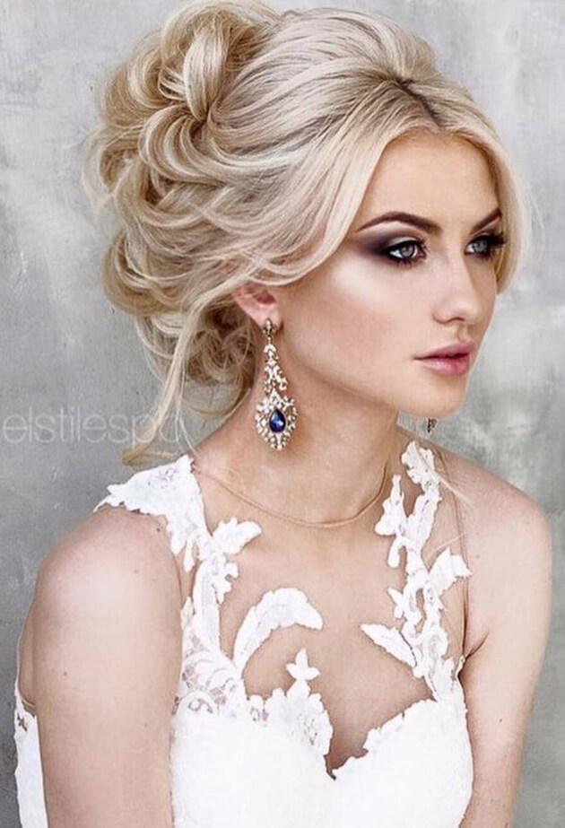 Resultado de imagem para maquiagem de noiva