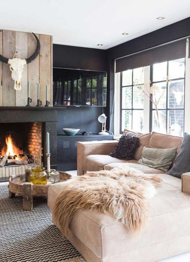Decoração Hygge - decoração de casa decoração para sala decoração para quarto decoração para ambiente decoração de interiores casa e decoração