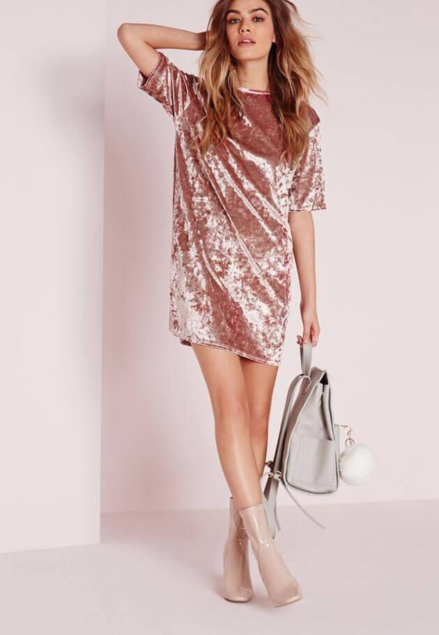 Tudo sobre veludo 2017 vestido de veludo molhado onde comprar